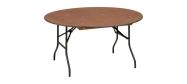 Indhent tilbud på rundt bord Event Ø140 cm med klapstel